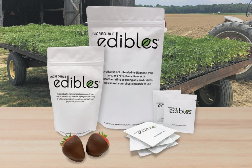 Line Of CBD Products To Be Introduced By Edible Arrangements
