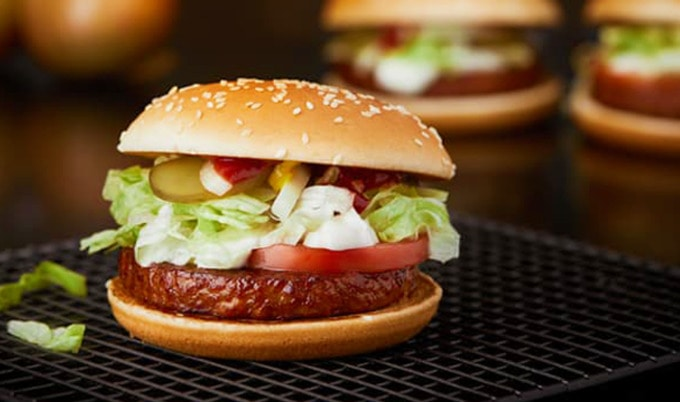 McDonald's Carries Out PLT Test, Reviews Prospect In Plant-Based Food