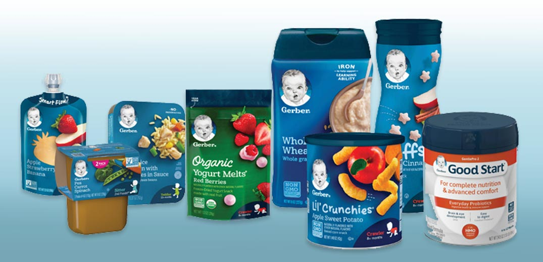 TerraCycle And Gerber Launches Baby Food Packaging Recycling Program