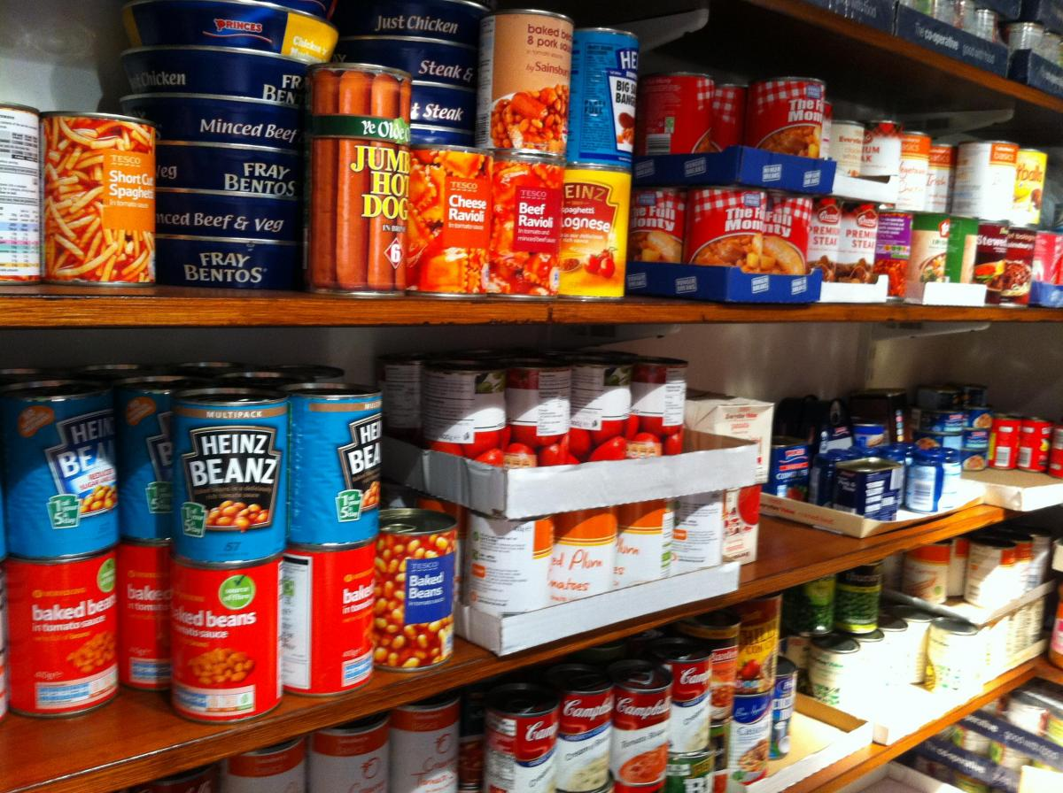 UMN Researchers Are Striking To Make Food Shelves Healthier