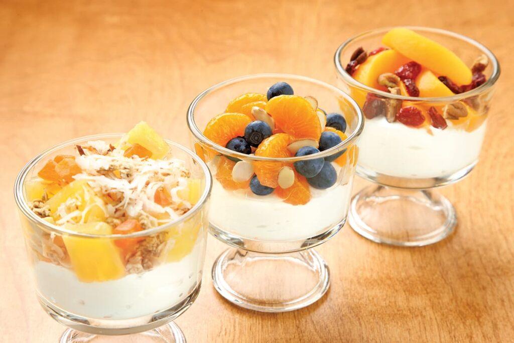Fruit Yogurts Market