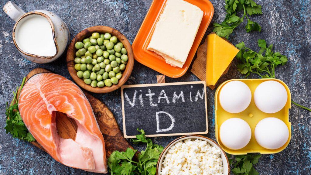Vitamin D Ingredients