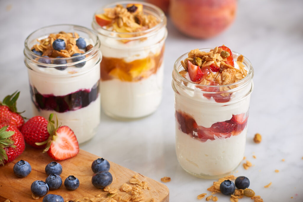 Fruit Yogurts