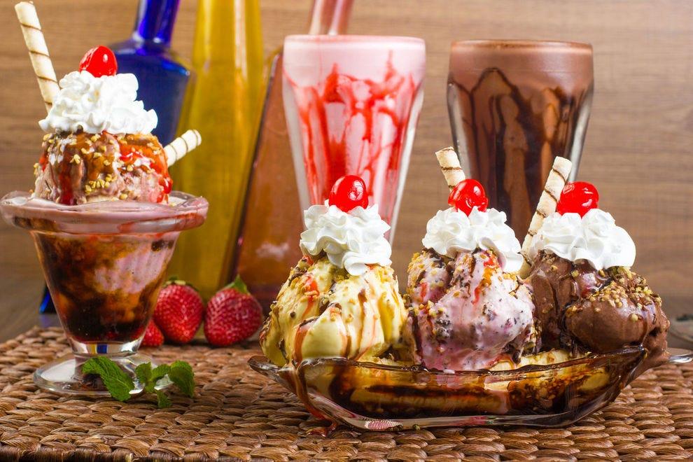 Ice creams Frozen Desserts Market