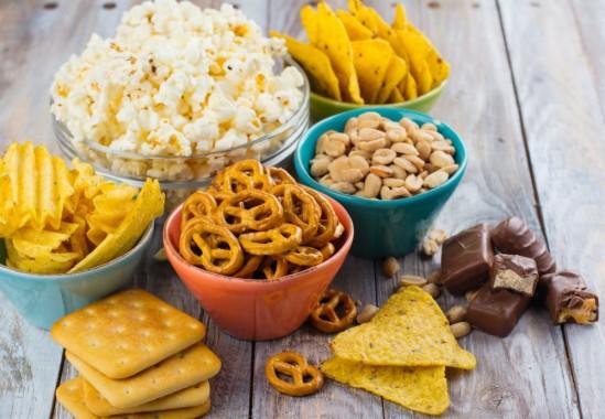Extruded Snacks Market