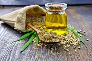 Nutritional Oil Powder
