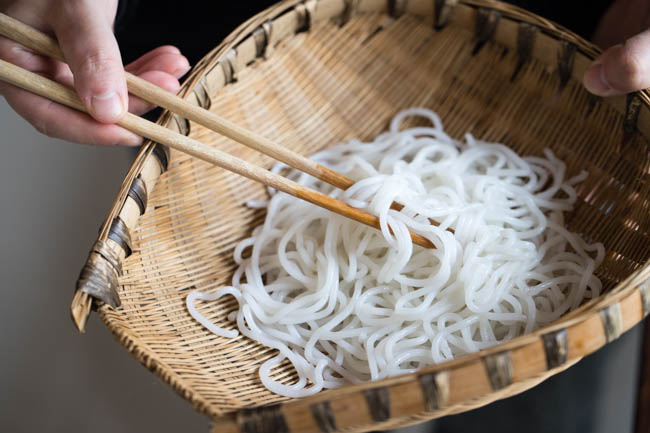 Packaged Rice Noodles