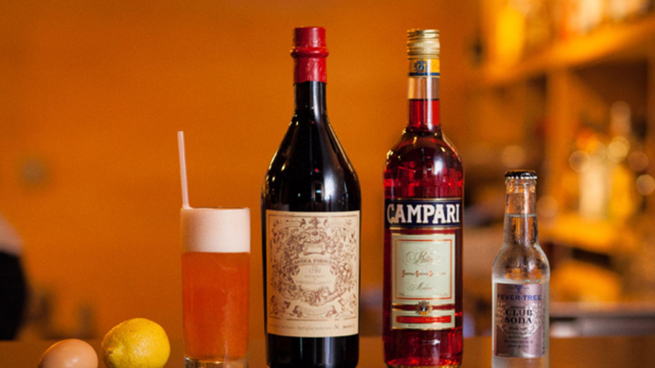 Alcohol Ingredients