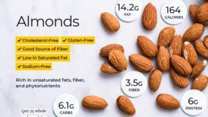 Almond Ingredients Market