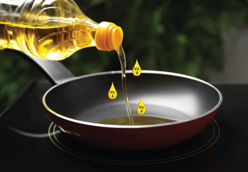 Fortified Edible Oils Market