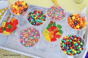 Sugar Toppings Market